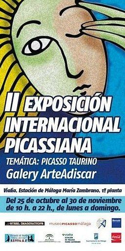 Exposicion Picassania