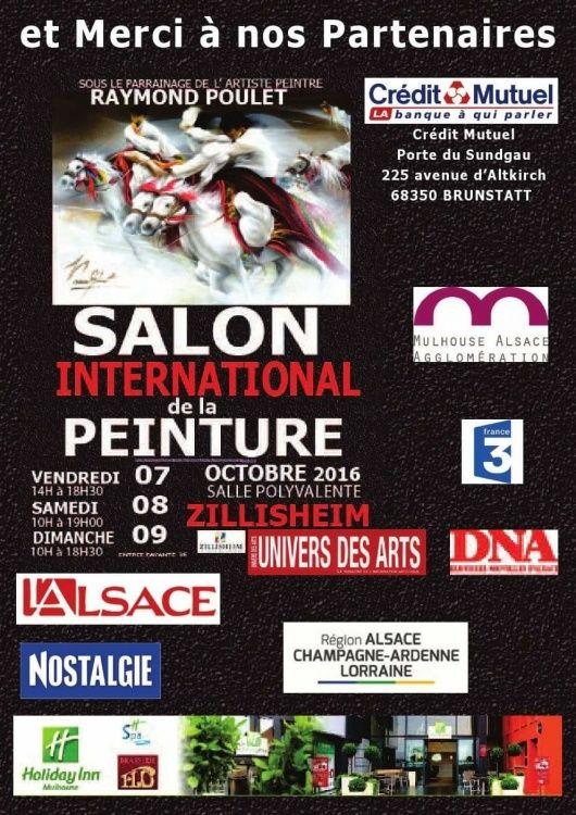 Salon international d'art ,  Canas Chico ,  art ,  Alsace ,  Zillisheim ,
