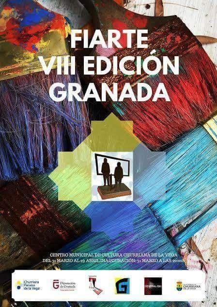Fiarte, Granada, arte, Canas Chico