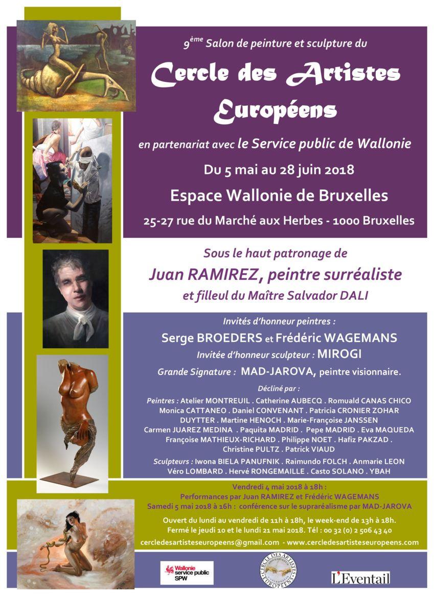 cercledesartisteseuropeens, Art, Artiste, salondart, Bruxelles, Espacewallonie, Belgique, oeuvres, Artcontemporary, Artcontemporain