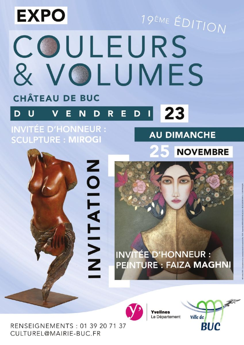BUC, ART, Exposition, RomualdCanasChico, Artiste, Peinture, Sculpture